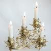 Подсвечник на четыре свечи