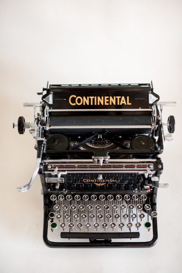 Печатная машинка Continental Standart 1935 год