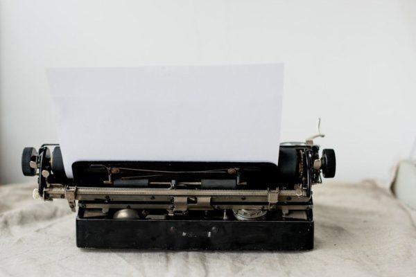 Печатная машинка Corona Portable 4 1925 года