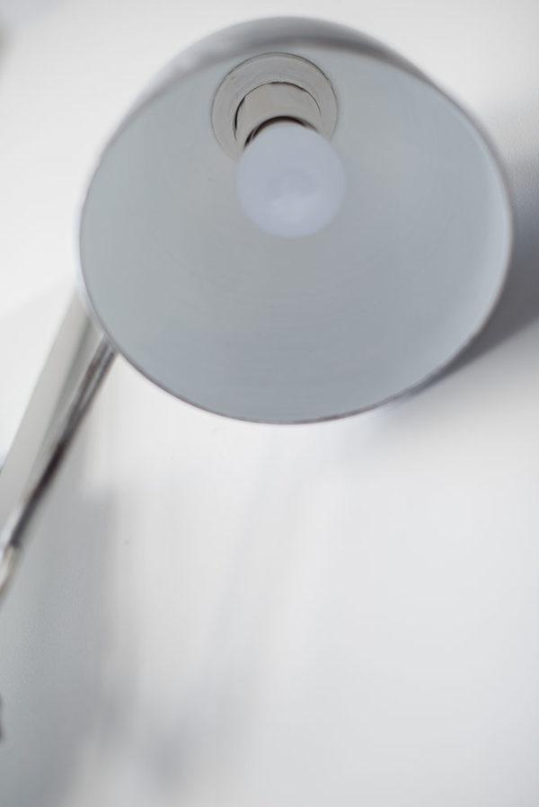 Большая заводская лампа-гармошка