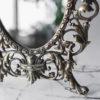 Настольное зеркало в бронзовой раме 19 век