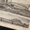 Гравюра Мосты IV
