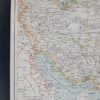 Гравюра Карта Западной Азии II