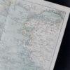 Гравюра Карта древней Греции
