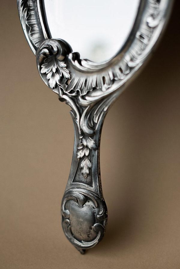 Будуарное зеркало Grünthaler