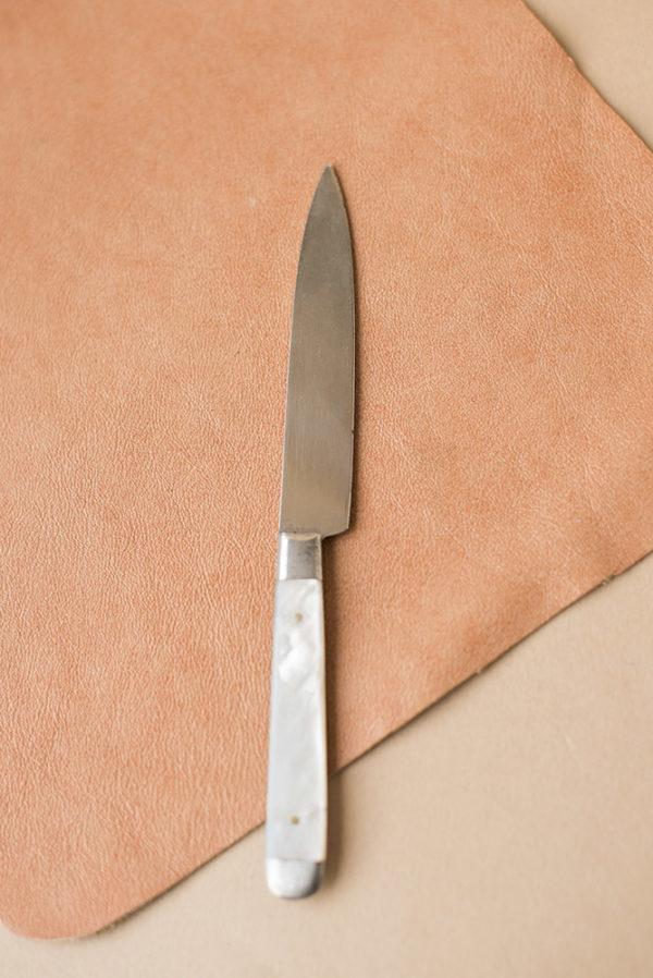 Фруктовый нож Zwilling J. A. Henckels с ручкой из перламутра