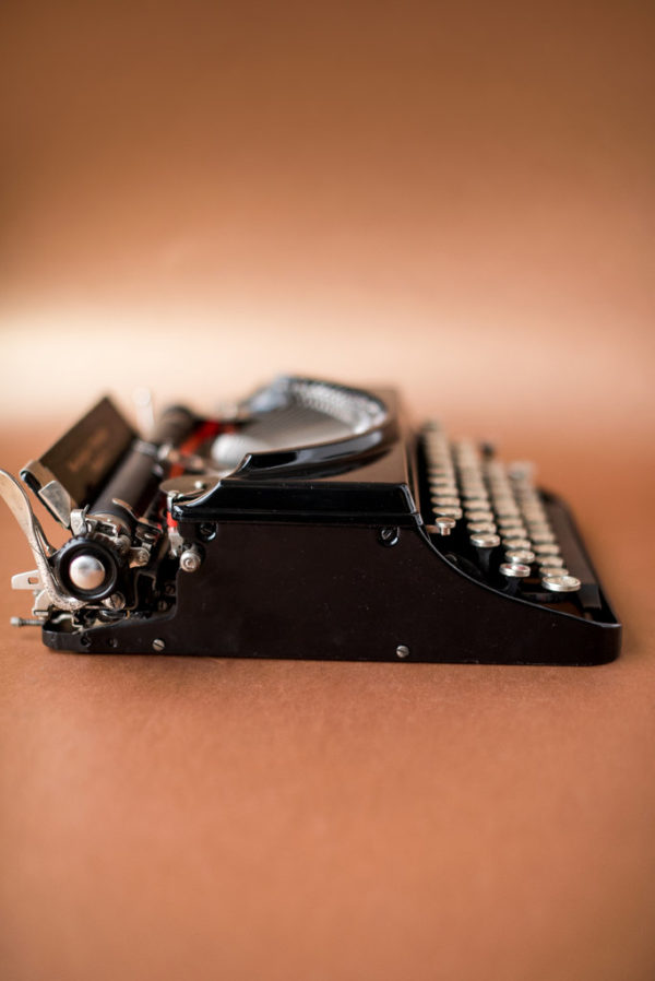 Печатная машинка Remington Portable Model 5 1932 год