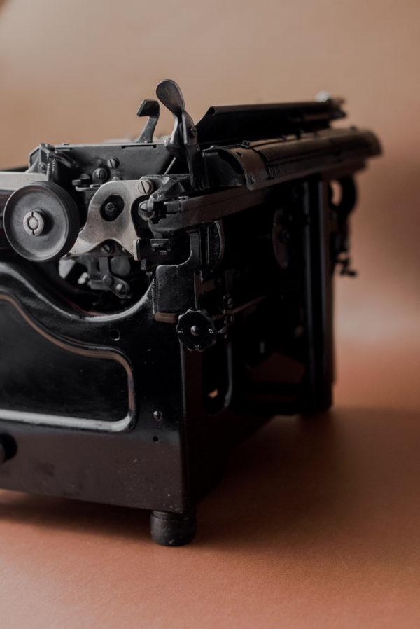Печатная машинка Mercedes 6 1940-е годы