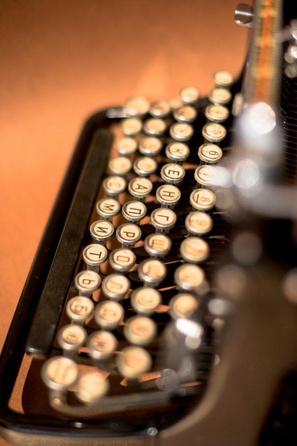 Печатная машинка Continental Standart 1937 год
