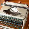 Портативная печатная машинка Groma Kolibri