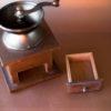 Старая ручная кофемолка из Норвегии