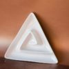 Треугольная тарелка