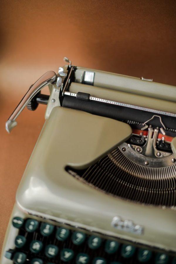 Печатная машинка Erikamod.10 50-е