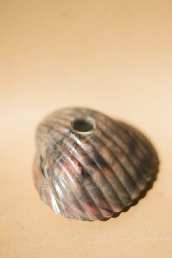 Диаскоп в форме ракушки с Самаркандом