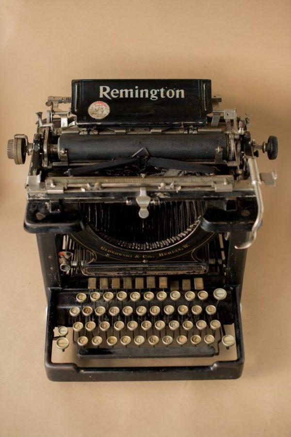 Печатная машинка Remington1910 года (без реставрации)