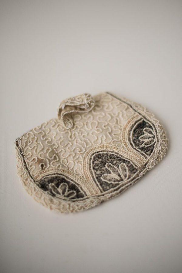 Поясная сумочка – кошелек с бисером